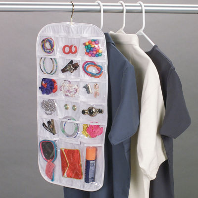Household Essentials 37-Pocket Jewelry Organizer