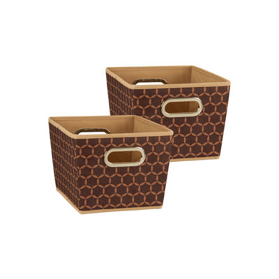Household Essentials 2-PC Storage Bin Set