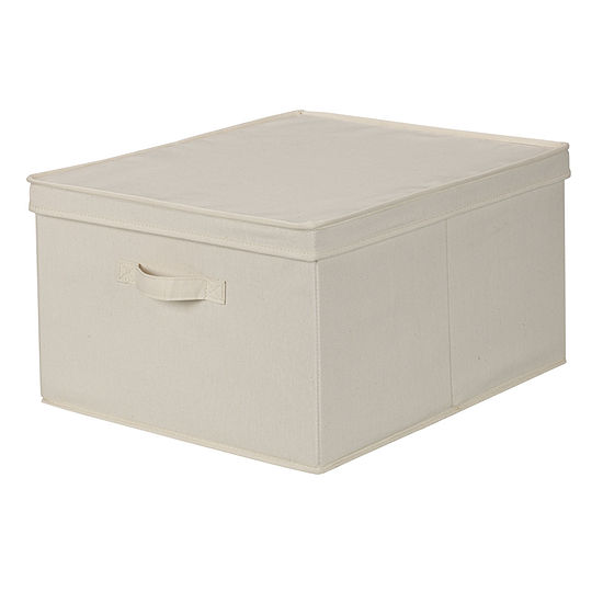 Household Essentials Lidded Storage Box