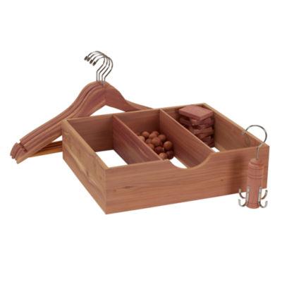 Household Essentials Cedar Fresh Closet Starter Accessory Set