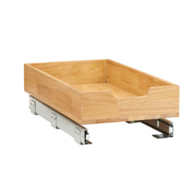 "Household Essentials GLIDEZ 11.5"" Wood Sliding Cabinet Organizer"