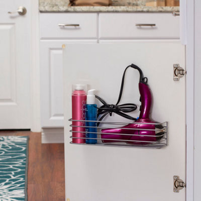 Household Essentials Cabinet Door Storage Shelf