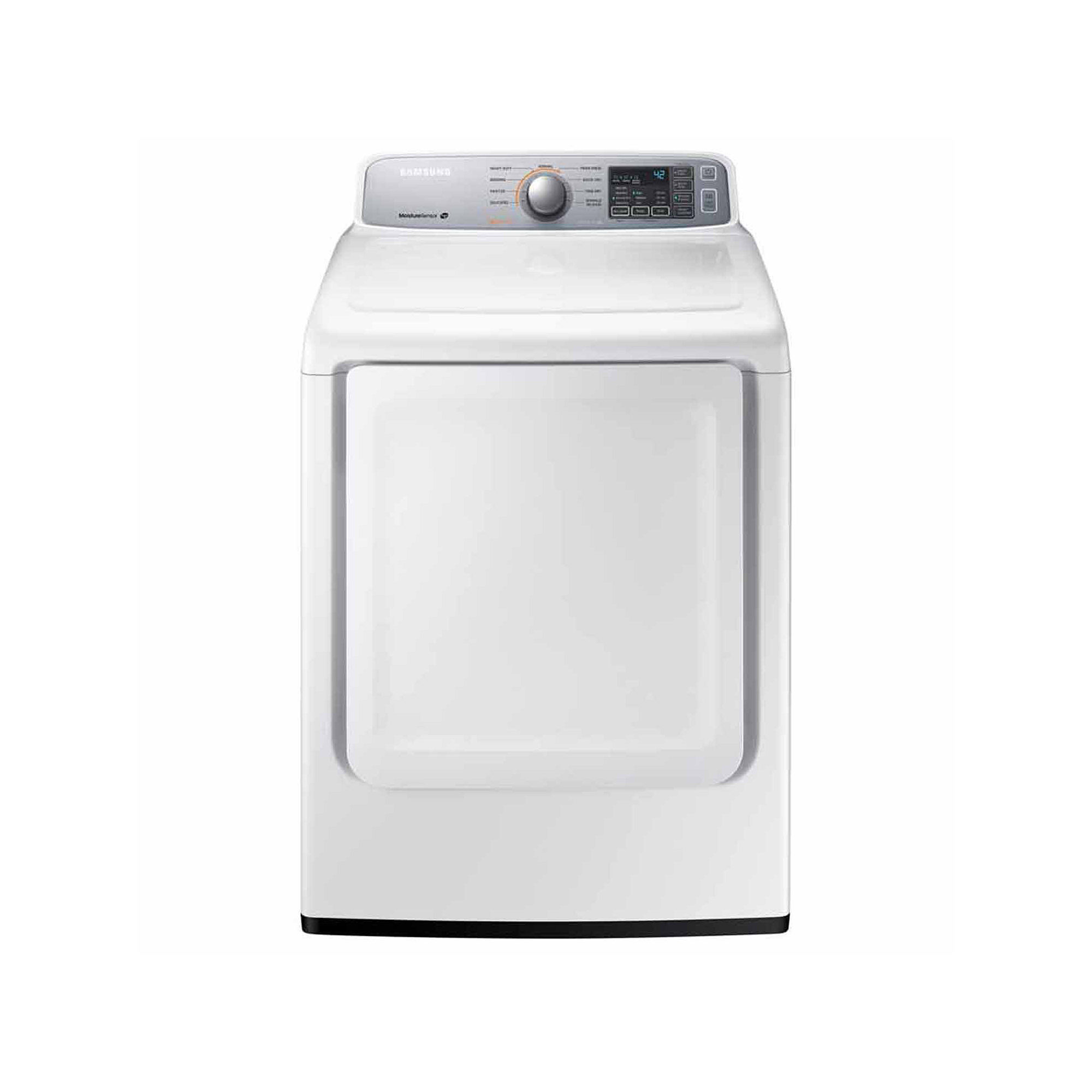Samsung 7.4 cu. ft. Gas Dryer with Sensor Dry - DV45H7000GW/A2