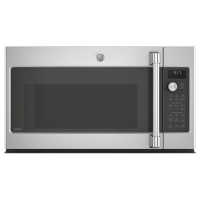 GE Cafe´™ Series 1.7 cu. ft. Convection Over-the-Range Microwave Oven