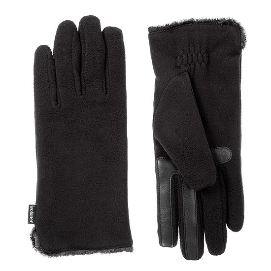 Isotoner Cold Weather Stretch Fleece Glove with SmartDRI