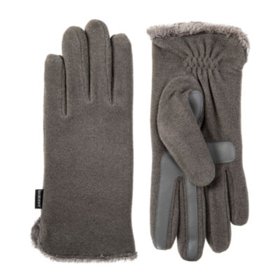 Isotoner Cold Weather Stretch Fleece Glove with SmartDRI