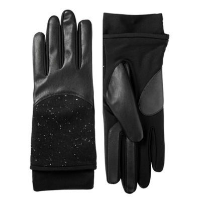 Isotoner Cold Weather Glove with SmatTouch