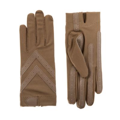 Isotoner Cold Weather Spandex Shortie Glove with SmartDRI