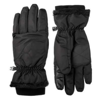 Isotoner Cold Weather Waterproof Ski Glove