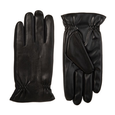 isotoner® Faux Nappa Gloves