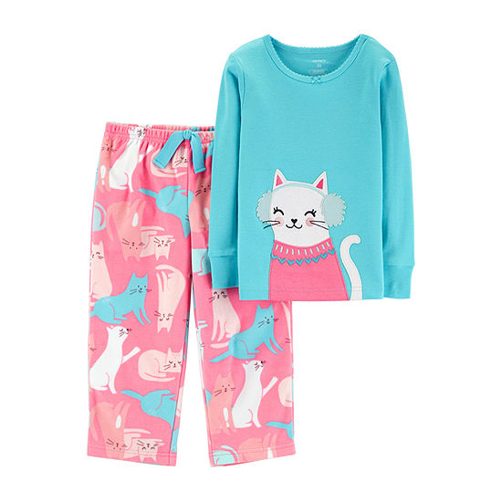 Carter's Girls 2-pc. Pajama Set Baby