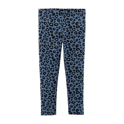 Carter's Girls Mid Rise Leggings - Toddler