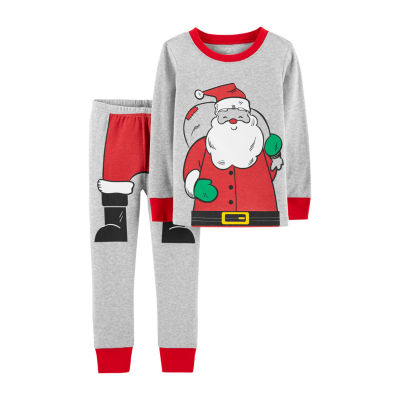 Carter's Christmas 2-pc. Pajama Set - Toddler Boys