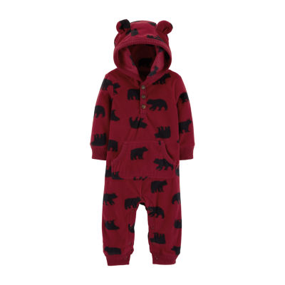"Carter's Long Sleeve Jumpsuit - Baby"" NB-24M"