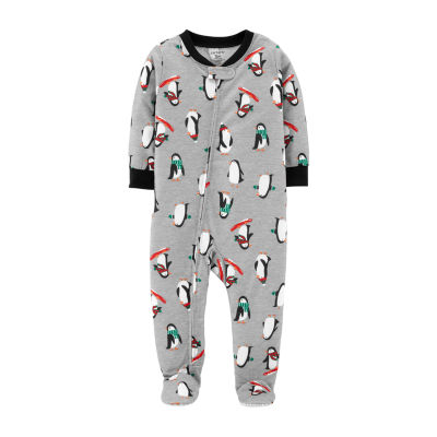 Carter's One Piece Footed Pajama - Baby Boy