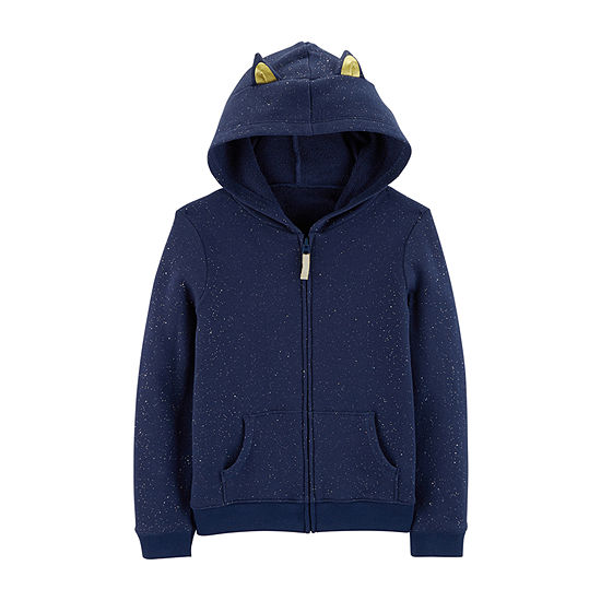 Carter's Girls Hoodie - Preschool / Big Kid