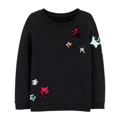 Carter's Graphic Sweatshirt-Preschool Girls