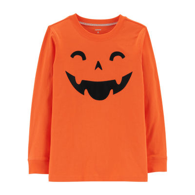 Carter's Halloween Pumpkin Tee - Preschool Boy