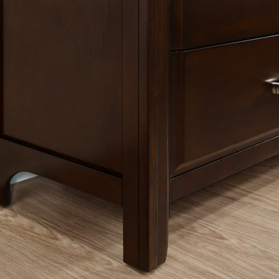Simmons® Draper Dresser and Mirror