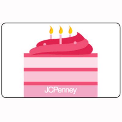 Cake Slice Gift Card