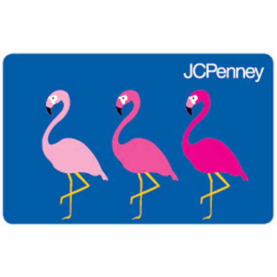 Flamingos Gift Card