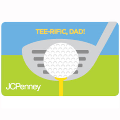 Tee-rific Dad Gift Card