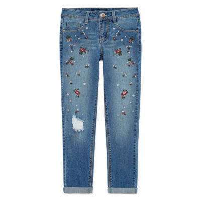 Blue Spice Girls Skinny Fit Jean Big Kid