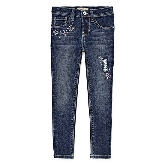 Squeeze Girls Skinny Fit Jean Preschool