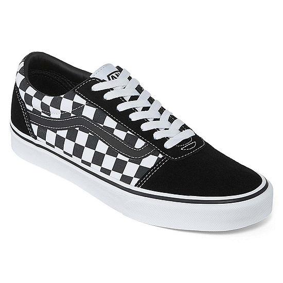 Vans Ward Mens Skate Shoes Lace-up