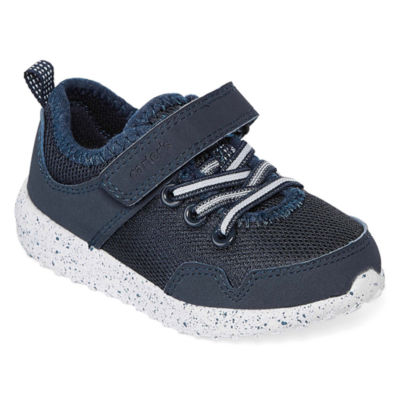 Carter's Revel Boys Hook and Loop Round Toe Slip-On Shoes