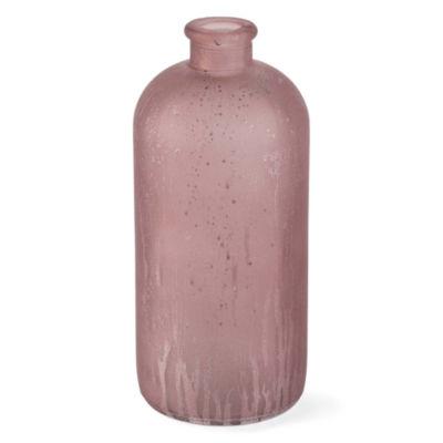 """Home Essentials 9.5"""" Blush Vase Vase"""