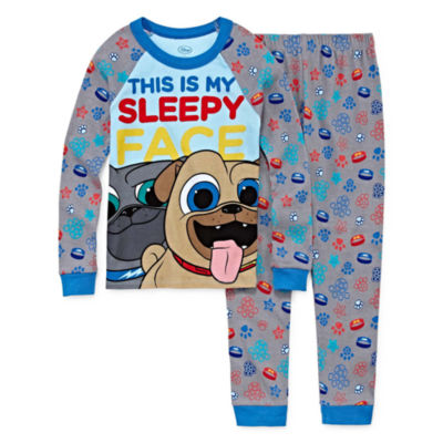 Disney 2-pc. Puppy Dog Pals Pajama Set Toddler Boys