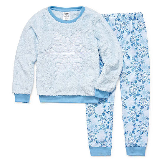 40d28c45c Disney 2-pc. Frozen Pajama Set Big Kid Girls - JCPenney