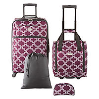 Deals on Protocol Evolution 4-pc. Luggage Set