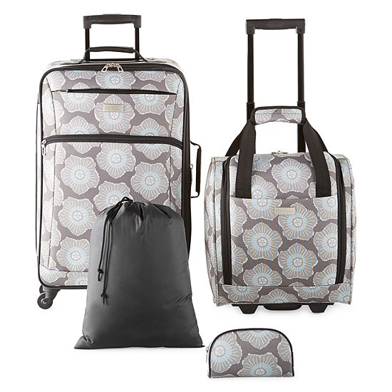 Protocol Evolution 4-pc. Luggage Set