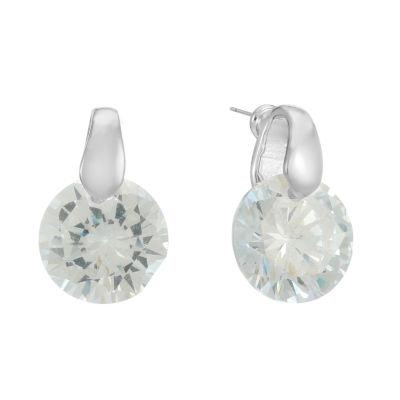 Gloria Vanderbilt 11.2mm Stud Earrings