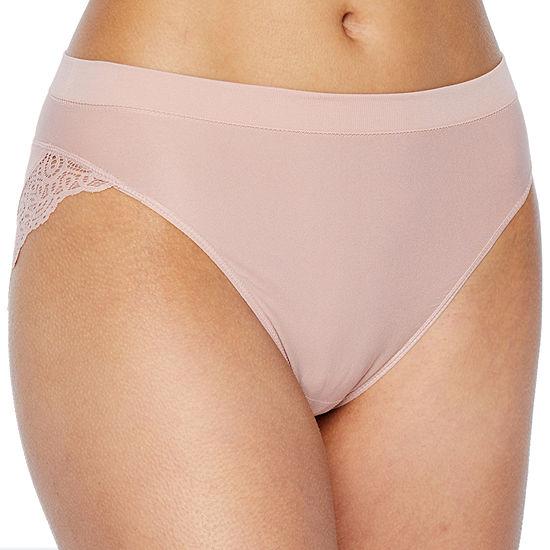 Ambrielle Knit High Cut Panty 12m050
