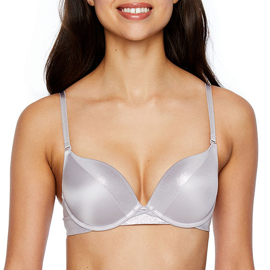 Ambrielle Plunge Push Up Bra