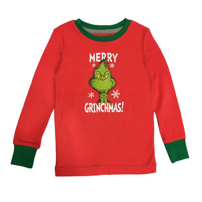 The Grinch 2 Piece Pajama Set - Girl's