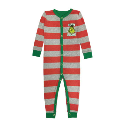 The Grinch 1 Piece Pajama -Baby Unisex