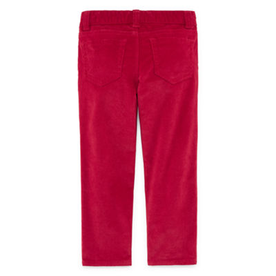 Peyton & Parker Girls Corduroy Pant - Toddler
