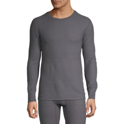 St. John's Bay Heritage Performance Waffle Thermal Tops - Big & Tall