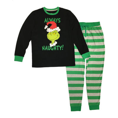 The Grinch 2 Piece Pajama Set -Men's
