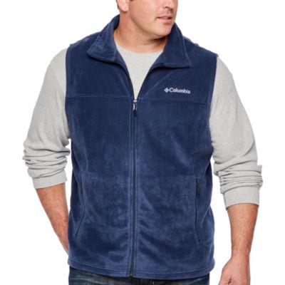Columbia Fleece Vest Big and Tall