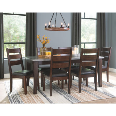 Signature Design by Ashley® Larchmont 5 Pc Dining Set