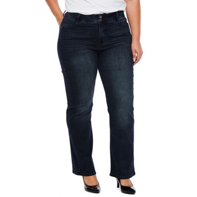 Angel Modern Fit Bootcut Jeans
