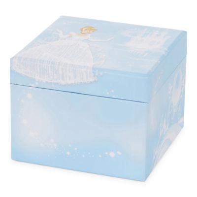 Disney Cinderella Jewelry Box