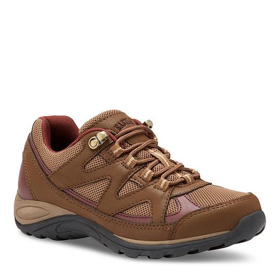 Eastland Womens Birch Hiking Boots Flat Heel