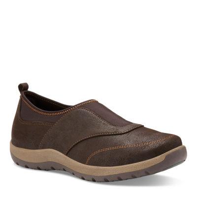 Eastland Womens Loretta Slip-on Round Toe Shoes