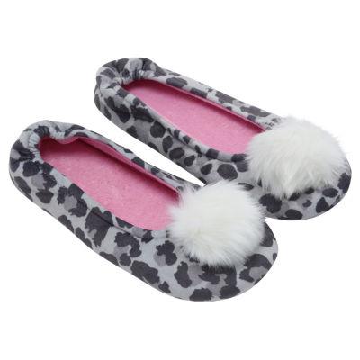 Wallflower Ballerina Slippers